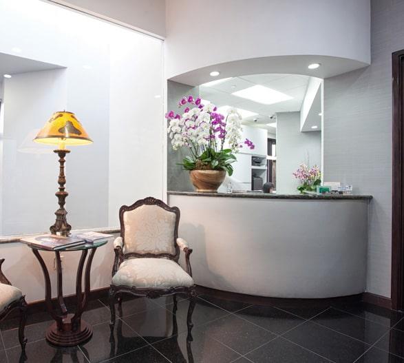 Pasadena Prosthodontics Reception